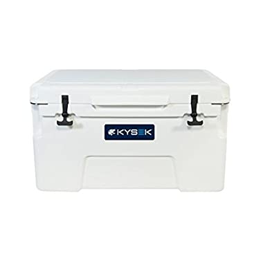 KYSEK Ultimate Ice Chest, Marine White, 50 Large