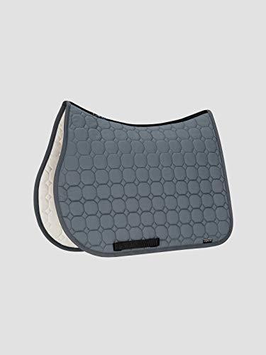 Equiline Schabracke Octagon, Dressur | Grau