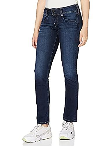 Pepe Jeans Gen Vaqueros, Denim H06, 32W / 32L para Mujer