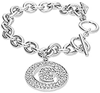 Guess Arm Bracelet for Women, Stainless Steel - UBB51422N