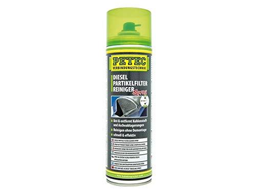 Preisvergleich Produktbild Petec 72550 DIESELPARTIKELFILTERREINIGER Spray 400