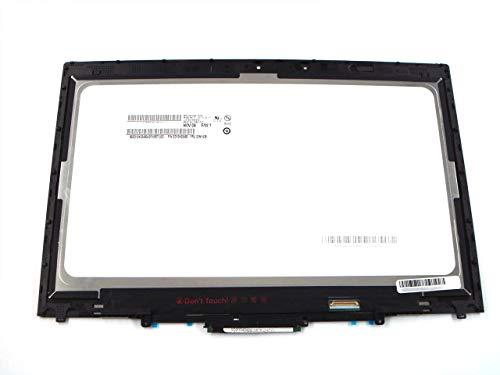 Original Teile für Lenovo ThinkPad X1 Yoga 3. Generation 14 Zoll FHD (1920 x 1080) Touch-LCD-Display-Modul mit Blende 01AY920 IR-Kamera