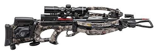 TenPoint Nitro X Crossbow with RangeMaster Scope...