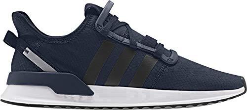 adidas Originals Men's U_Path Running Shoe, Collegiate Navy/Black/White, 6.5 M US