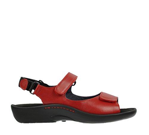 Wolky Comfort Salvia - 30500 rot Leder - 44