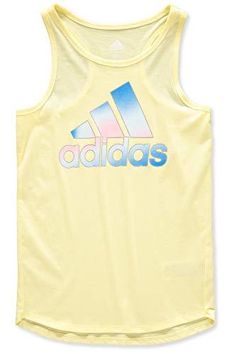 adidas Active - Camiseta de tirantes para niña - Amarillo - 16
