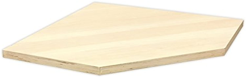 SEALEY apms60pw gepresst Holz Arbeitsplatte für Modular Eck-Unterschrank 865 mm B06Y15F2S9 | Creative