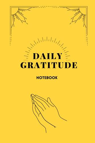 Daily Gratitude Journal.