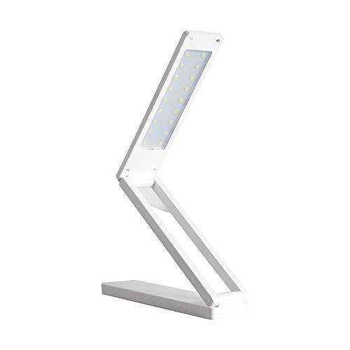Pvnoocy Lámpara de escritorio, LED de mesa de la lámpara de lectura USB cargable de la oficina de la lámpara de lectura para sala de estudio, dormitorio, oficina de la escuela
