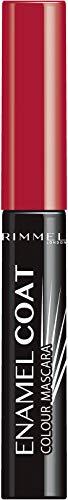 Rimmel(リンメル)エナメルコートカラーマスカラ001ピュアレッド5ml