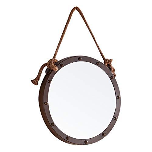 espejo redondo cuerda fabricante LAXF-Espejos