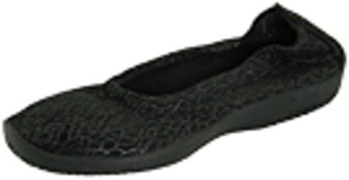 Arcopedico Women's L15D Shoes Olas Black 6.5 M US