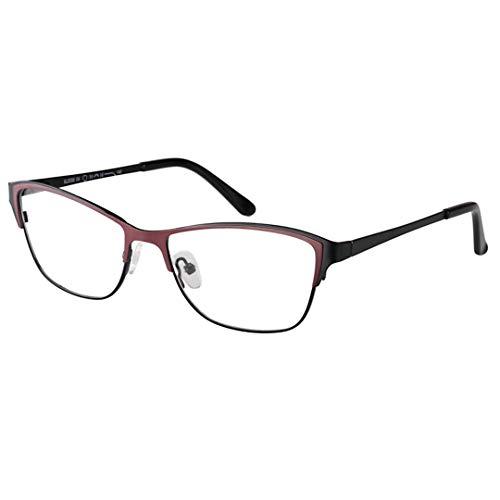 Zyfa Fashion leesbril, leesbril, bril, leesbril, presentatiebril, die van kleur verandert wanneer ze aan UV-licht worden blootgesteld.