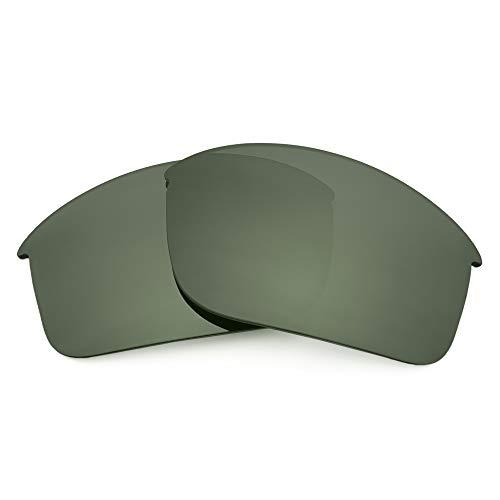 Revant Lentes de Repuesto Compatibles con Gafas de Sol Nike Skylon Ace, No Polarizados, Gris Verde