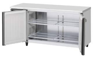 ホシザキ 業務用テーブル形冷蔵庫 RT-150SNG-ML ワイドスルー (内装ステン)
