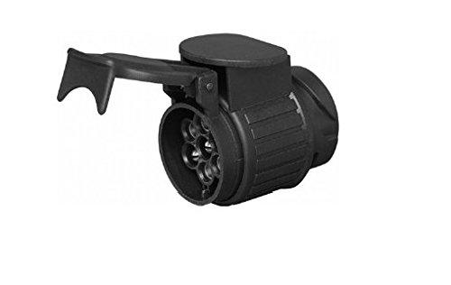 Adapterstück 13 auf 7 polig Mini adapter Anhängeradapter Anhänger Stecker Neu