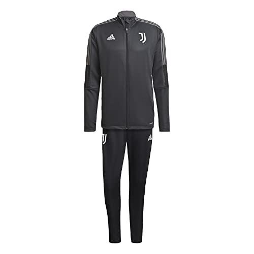 adidas Juventus Turin Track Suit - Chándal gris oscuro XL