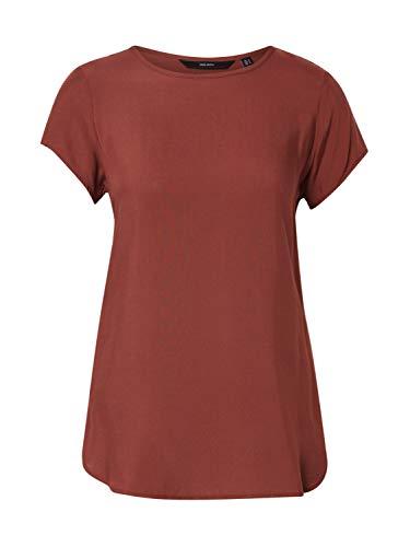 VERO MODA dames Boca Ss Blouse Ga Noos T-shirt