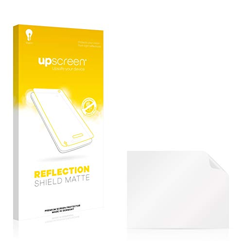 upscreen Entspiegelungs-Schutzfolie kompatibel mit Leica Viva Controller CS15 – Anti-Reflex Displayschutz-Folie Matt
