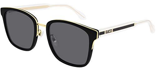 Gucci GG0563SK Black/Grey 55/21/150 Herren Sonnenbrillen