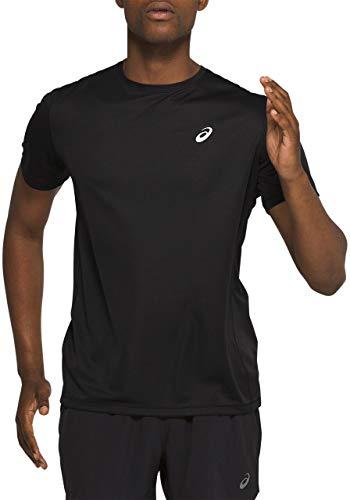 ASICS Unisex Katakana Ss Top T-Shirt, Performance Black, L