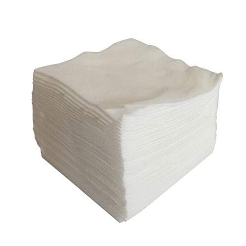 Artibetter Gasa no tejida de 300 piezas esponjas de gasa de uso múltiple no estériles para odontología