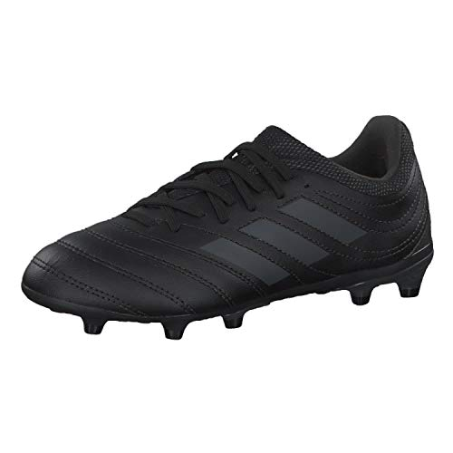 adidas Unisex-Kinder Copa 19.3 Fg J Fußballschuhe, Mehrfarbig (Negbás/Negbás/Azufue 000), 31.5 EU