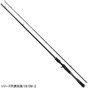 シマノ(SHIMANO) ロッド ポイズンアドレナ 173MH-2 ベイトモデル センターカット2ピース