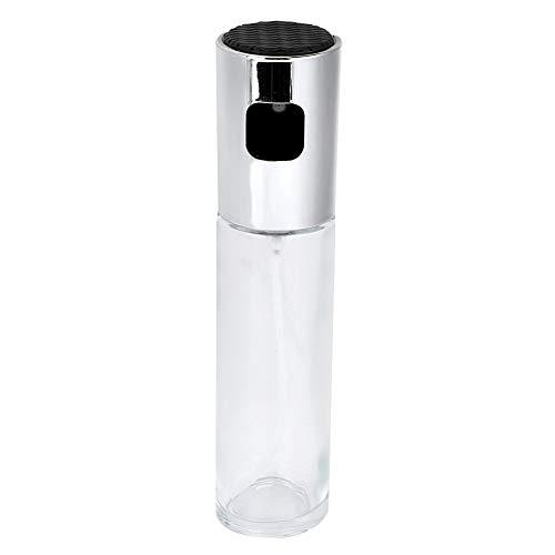 iFCOW Pulverizador de aceite del hogar de vidrio rociador de aceite de oliva dispensador de aceite de la botella de la bomba de la cocina barbacoa herramientas