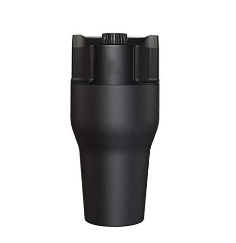 Draagbare Espresso/USB-voeding Compacte reiskoffiezetapparaat, automatische capsule thuis Draagbaar outdoor koffiezetapparaat Zwart