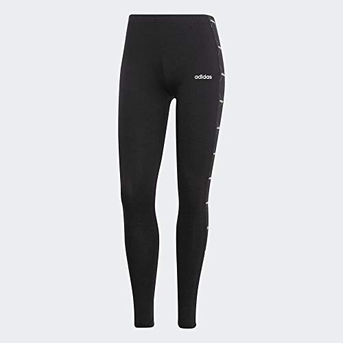 Adidas W Core Favourites, Pants Donna, Black/White, S