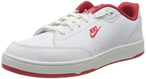 Nike Grandstand II Aa2190-104, Zapatillas Hombre, Blanco (White Aa2190/104), 40.5 EU
