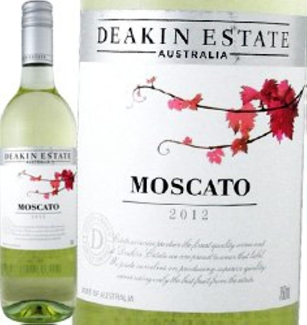カレンダー解放投資ディーキン?エステート?モスカート(※最新ヴィンテージでお届けとなります) オーストラリア 白ワイン 750ml ミディアムボディ寄りのライトボディ 甘口
