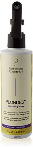 Blondest Lightening Spray, balsamo schiarente per capelli, 200 ml