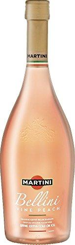 【スパークリングワインと桃のピューレのカクテル】マルティーニ ベリーニ [ スパークリング 甘口 イタリア 750ml ]