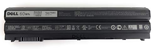 Genuine Dell Battery 60wh 11.1V for Latitude E5420 E5520 E6420 Laptop Battery - Type T54FJ