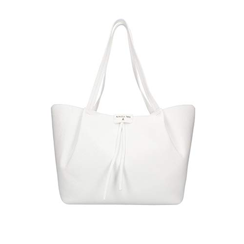Shopping Borsa Pepe Grande Colore Bianco 2v8896a4u8s