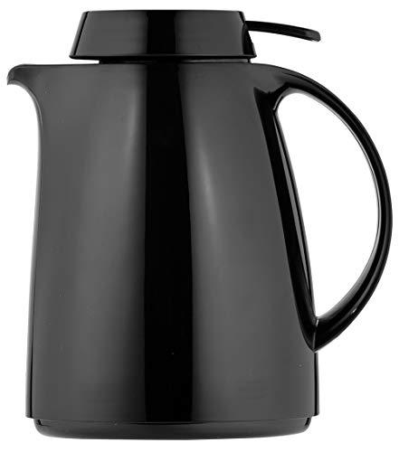 Helios Servitherm Kunststoff-Isolierkanne, schwarz, 0,3 Liter