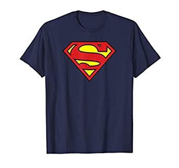 Superman Classic Logo T Shirt T-Shirt