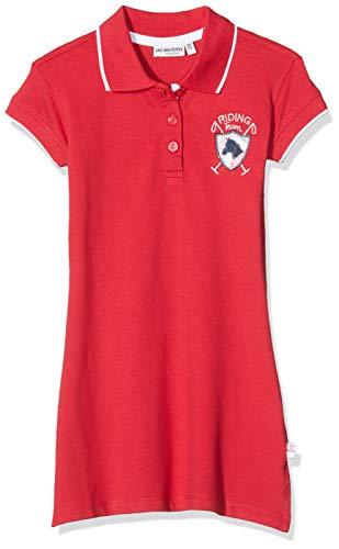 Salt & Pepper Mädchen 03113269 Kleid, Rot (Lollipop Red 344), (Herstellergröße: 92/98)