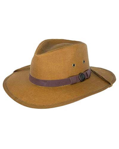 Outback Trading Company Western Hat, Field Tan, Small