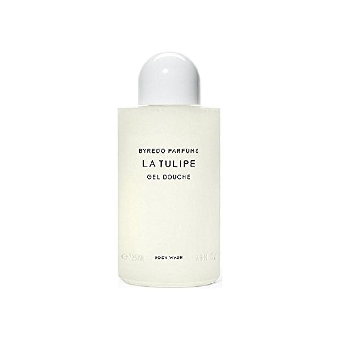 元に戻す場合消毒するByredo La Tulipe Body Wash 225ml - ラチューリップボディウォッシュ225ミリリットル [並行輸入品]
