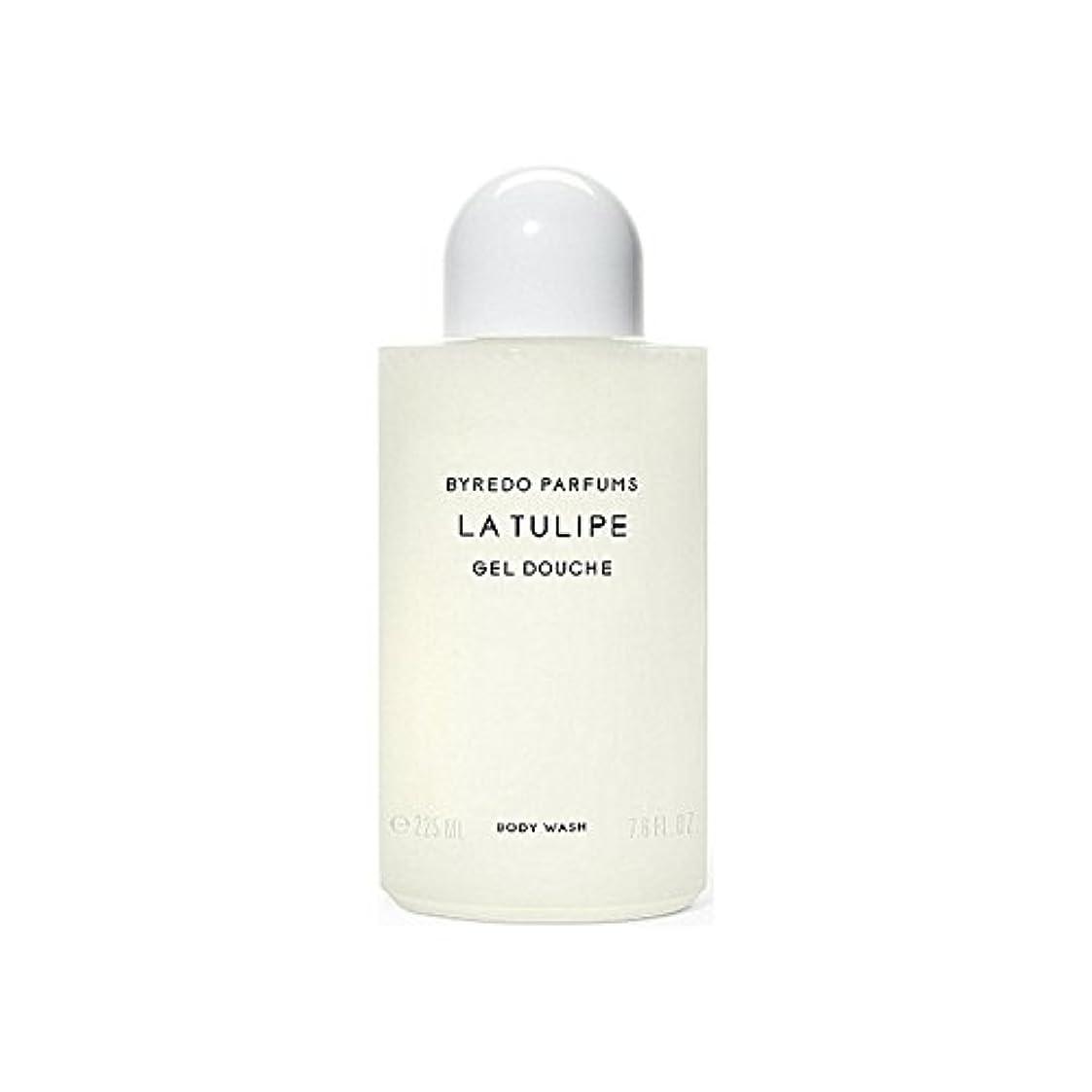 植物学者ピルファーロマンスByredo La Tulipe Body Wash 225ml (Pack of 6) - ラチューリップボディウォッシュ225ミリリットル x6 [並行輸入品]