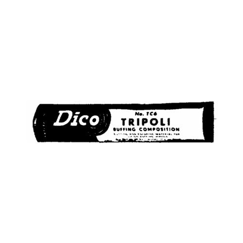 Dico 531-JRI Jewelers Rouge 1x5 Buffing Compound by Dico