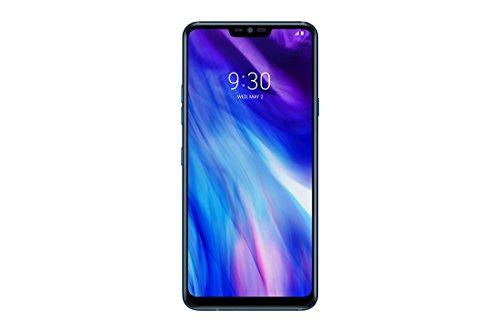 LG G7Thinq Smartphone (15.5cm (6.1), 64Gb, 16Mp, Android, 8Oreo) Blue
