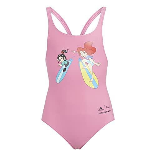 adidas YG Disney Suit Costume da Bagno, tonalità, 9 Años Unisex-Bimbi
