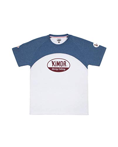 Kimoa Camiseta Club Bicolor, Unisex Adulto, S