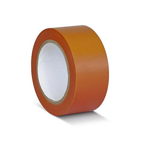 Harina Pantalón antideslizante Productos suelo Marcar cinta adhesiva kmsj05estándar Naranja, KMSJ05033