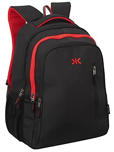 Killer Gliding 36 litres Black 15.6 Inch Water Resistance Polyester Laptop Backpack