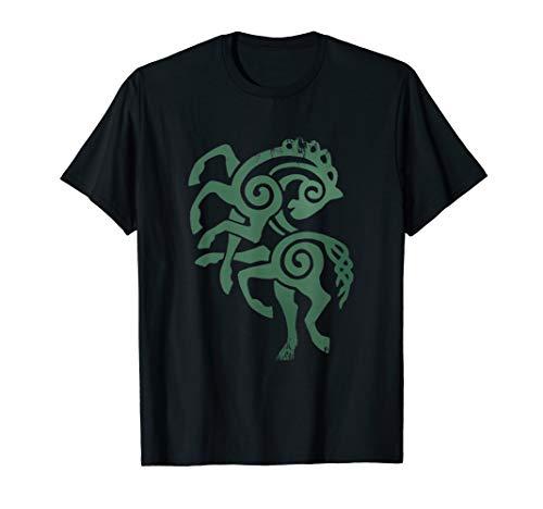 Norse mythology Sleipnir t-shirt